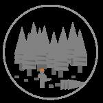 Picto services Echoforêt - Coopérative forestière, exploitant forestier